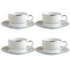 Fairmont and Main Ltd Jolie Tea Cup and Saucer Set