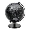Border Fine Arts Contemporary Chrome Globe