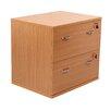 Urban Designs Harvard 2-Drawer Lateral Filing Cabinet