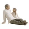 Willow Tree Figur Father and Daughter