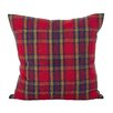 Loon Peak Alvaro Classic Tartan Plaid Print Holiday Cotton Throw Pillow