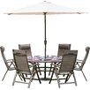 Prestington Florence 6 Seater Dining Set