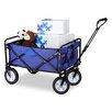 Relaxdays 55cm x 51.5cm x 83cm Foldable Hand Truck Trolley