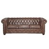 Home & Haus 3-Sitzer Sofa Oxford