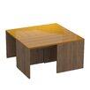 Hokku Designs Ramanu Coffee Table with Storage