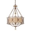 Feiss Marcella 3 Light Drum Pendant