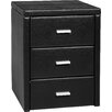 Riley Ave. Reeves 3 Drawer Bedside Table