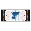 FANMATS NHL - St. Louis Blues Rink Runner Doormat