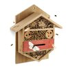 Relaxdays Insect Hotel Hanging Bumblebee and Ladybird House