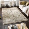 Lily Manor Agrimony Cream/Brown Area Rug