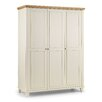 August Grove Andora 3 Door Wardrobe