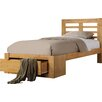 Natur Pur Lara Storage Bed Frame