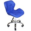 Metro Lane Wollano Desk Chair with Chrome Legs