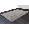 Wade Logan Dawn Silver Grey Area Rug