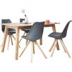 Fjørde & Co Barton Dining Table and 4 Chairs