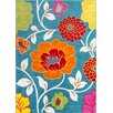 Riley Ave. StarBright Blue Area Rug