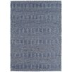 Mercury Row Sloan Blue Area Rug