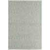 Mercury Row Sloan Hand-Woven Duck Egg Blue Area Rug