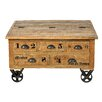 Williston Forge Dallas Coffee Table with Storage