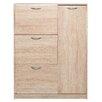 Finori Mainz-3 24 Pair Shoe Storage Cabinet