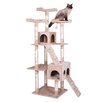 "Catry 71"" Classical Cat Tree"