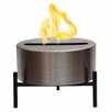 Gardeco Stainless Steel Bio-ethanol Fire Pit