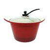 Concord Cookware 5-qt. Ceramic Round Dutch Oven with Lid