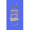 A&E Cage Co. Small Play Top Bird Cage