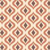 "Graham & Brown Trippy 33' x 20.5"" Geometric Wallpaper"