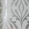 """Candice Olson Inspired Elegance 33' x 20.5"""" Foiled Wallpaper Roll"""
