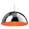 Firstlight BISTRO 1 Light Bowl Pendant