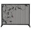 Uniflame Corporation Single Panel Wrought Iron Screen