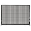 Uniflame Corporation Single Panel Wrought Iron Fireplace Screen