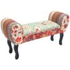 House Additions Jedda Upholstered Bedroom Bench