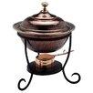 Old Dutch International Round Antique Copper Chafing Dish