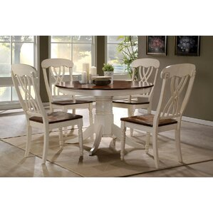 round kitchen & dining room sets | wayfair