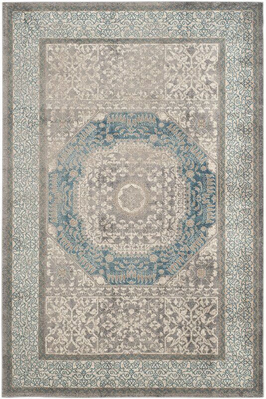 blue rugs | joss & main