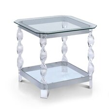 Breno End Table by Willa Arlo Interiors