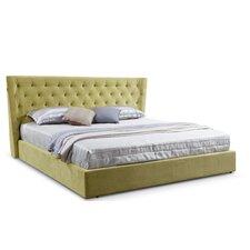 Upholstered Platform Bed by Bellini Modern Living