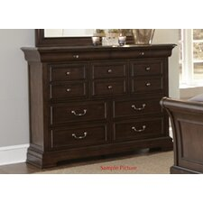 Greenacre 10 Drawer Dresser by Darby Home Co