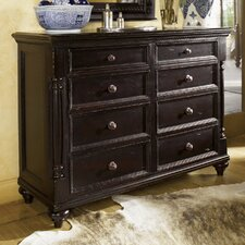 Kingstown Stony Point 8 Drawer Dresser by Tommy Bahama Home