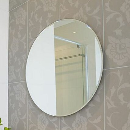 Frameless Wall Mirror fab glass and mirror beveled polished frameless wall mirror with
