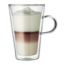 Canteen Double Wall 13.5 oz. Coffee Mug (Set of 2)