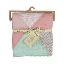 Sparrow Triangle Cotton Filled Comforter