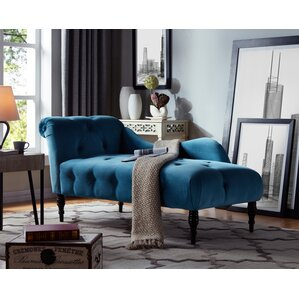 dagnall fabric chaise lounge. beautiful ideas. Home Design Ideas
