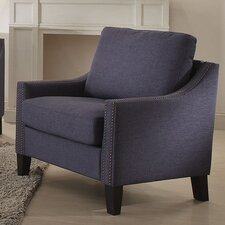 Zapata Linen Armchair by ACME Furniture