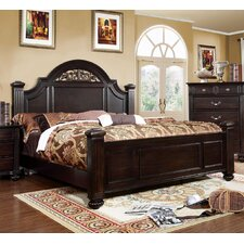 Wesleyan Panel Bed by Astoria Grand