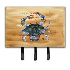 Crab Leash and Key Holder by Caroline's Treasures