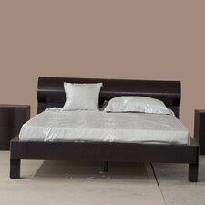 Manhattan Platform Bed by Whiteline Imports