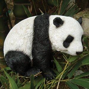 Panda Original Resin Animal Statue